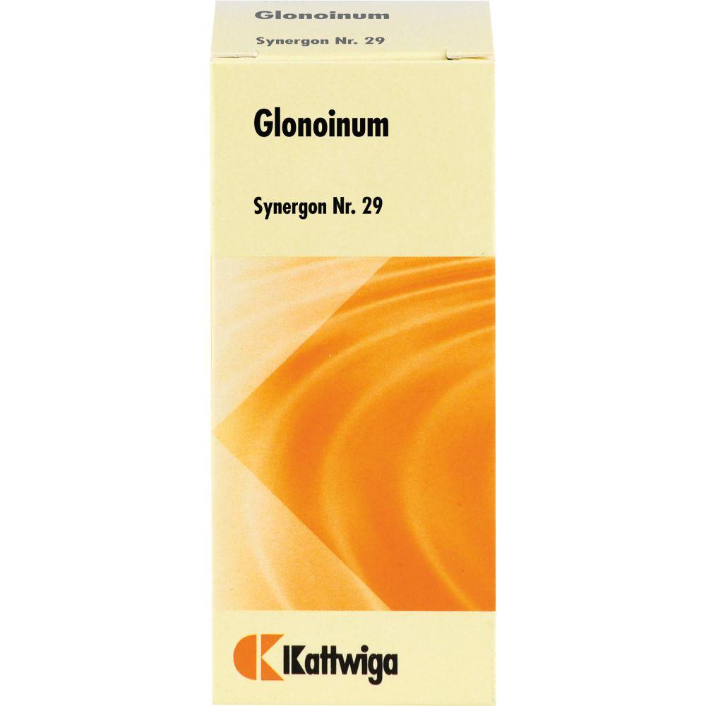 SYNERGON KOMPLEX 29 Glonoinum Tropfen