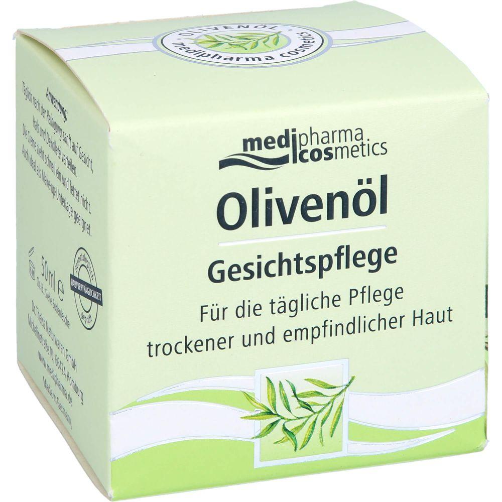 OLIVENÖL GESICHTSPFLEGE Creme