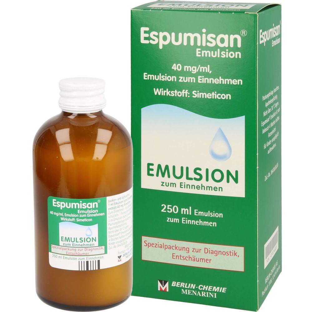 ESPUMISAN Emulsion f. bildgebende Diagnostik