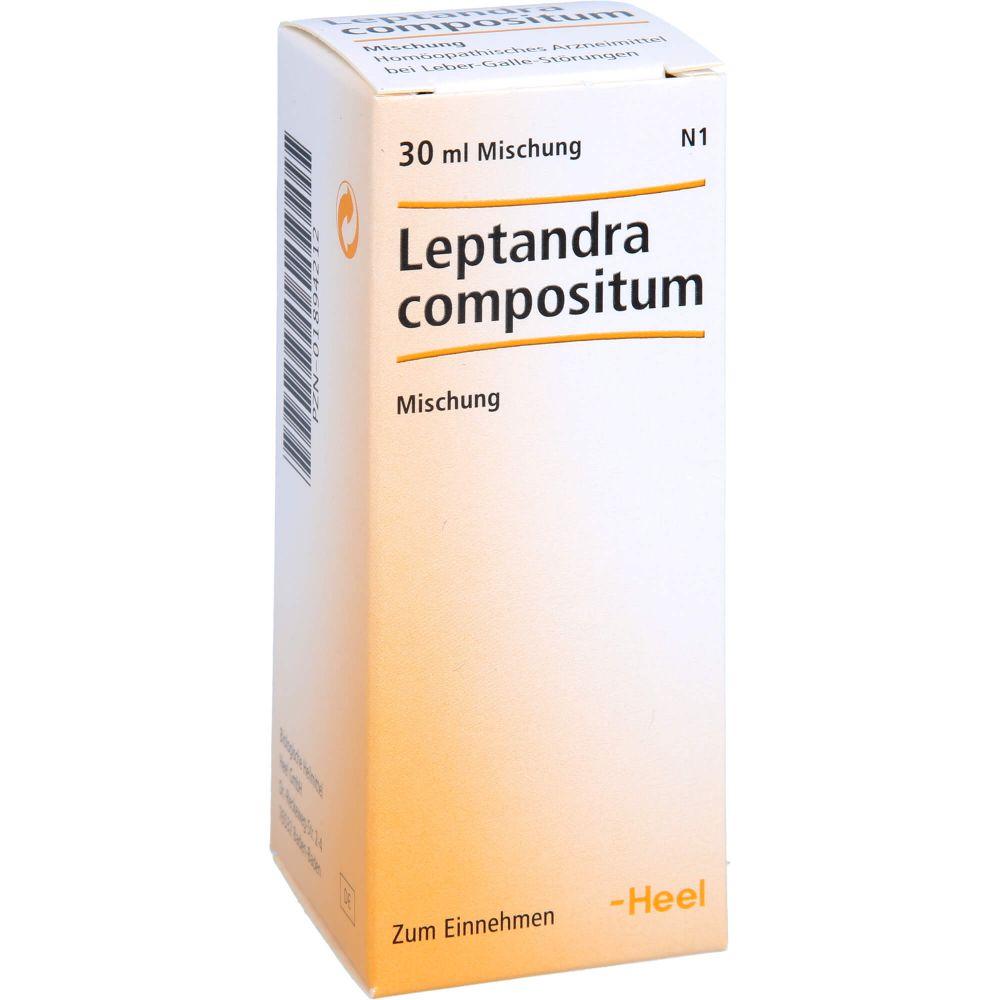 LEPTANDRA COMPOSITUM Tropfen