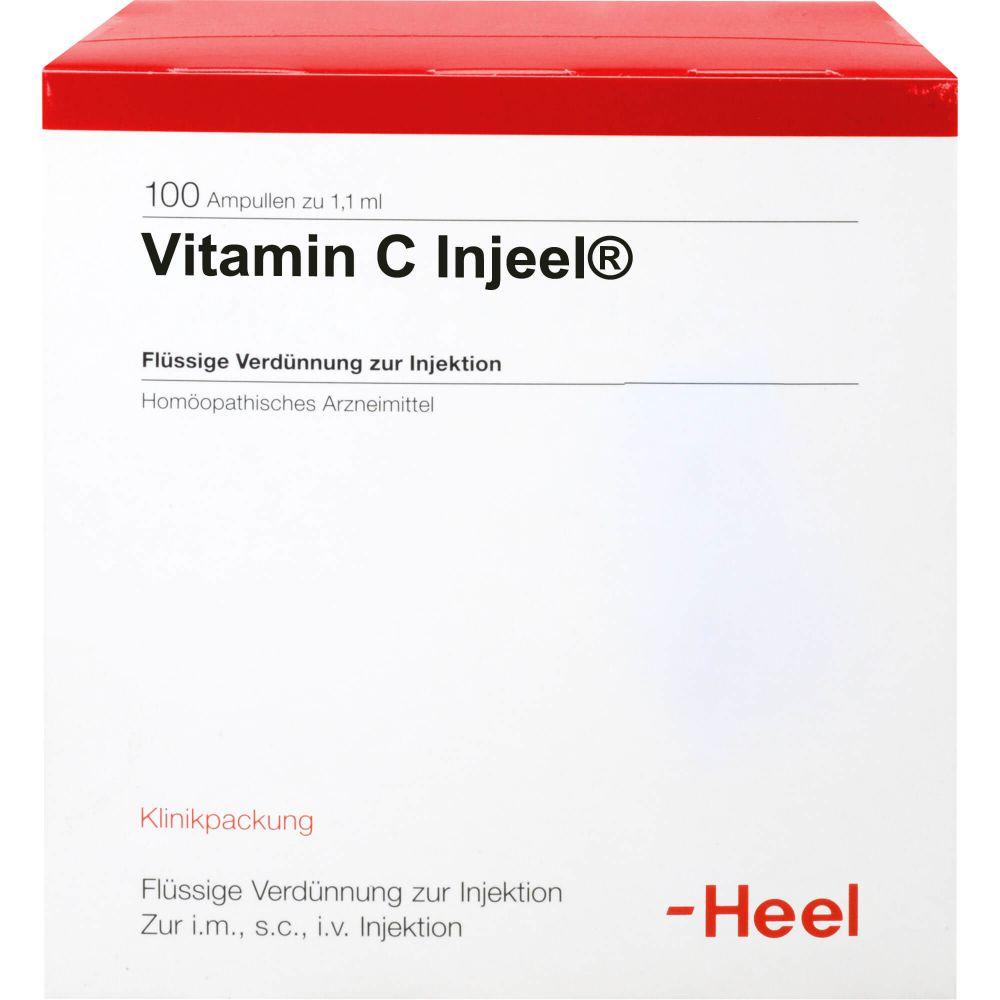 VITAMIN C INJEEL Ampullen