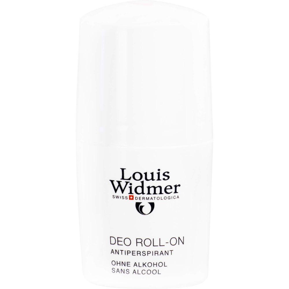WIDMER Deo Roll-on leicht parfümiert