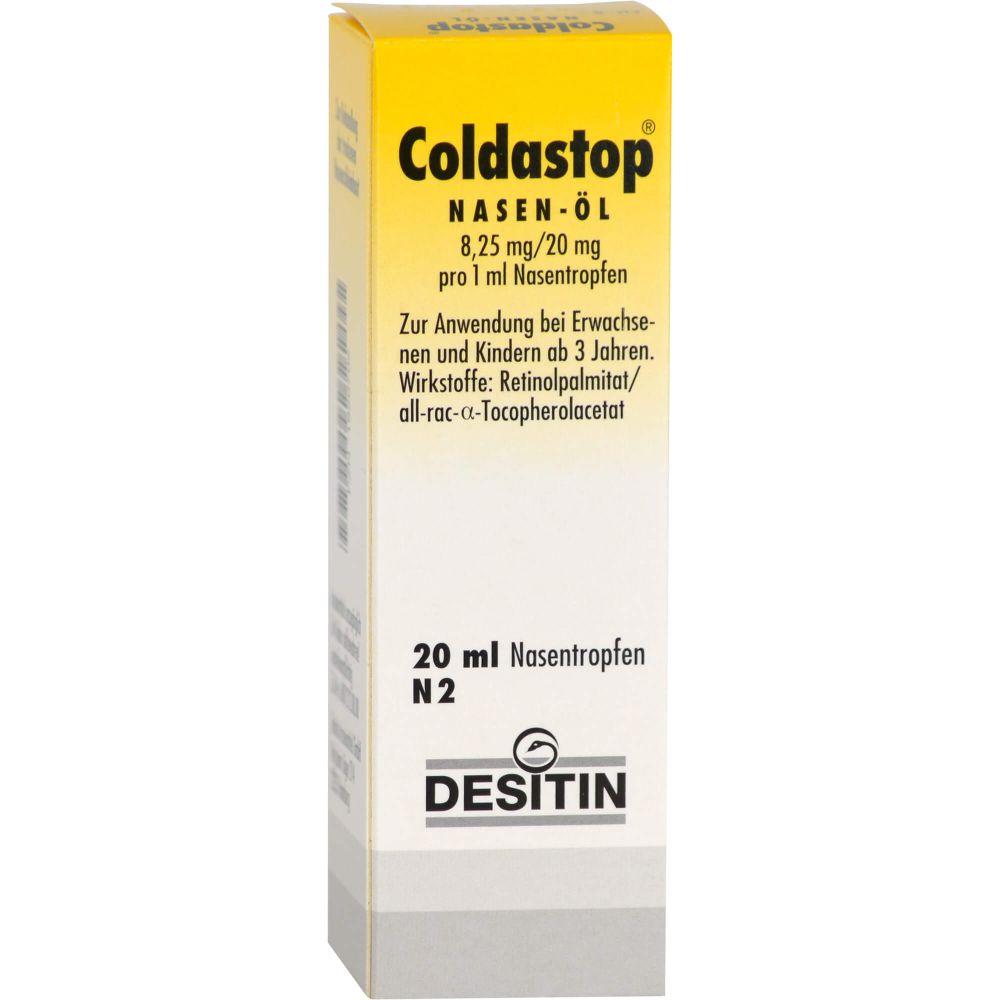 COLDASTOP Nasenöl