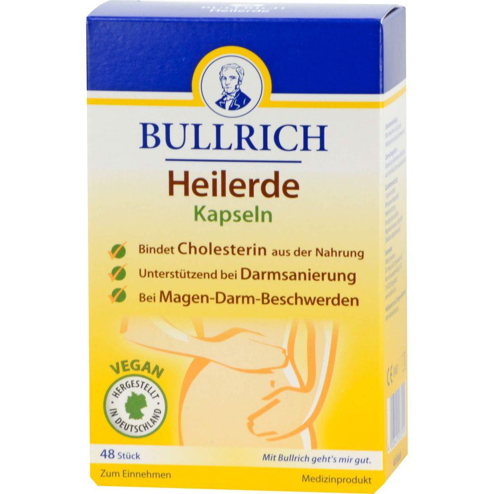 BULLRICHS Heilerde Kapseln