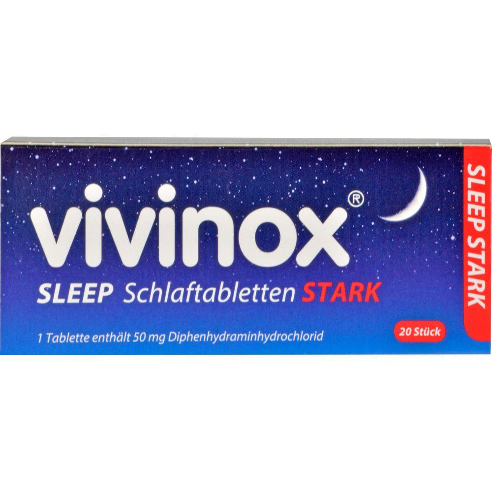 VIVINOX Sleep Schlaftabletten stark