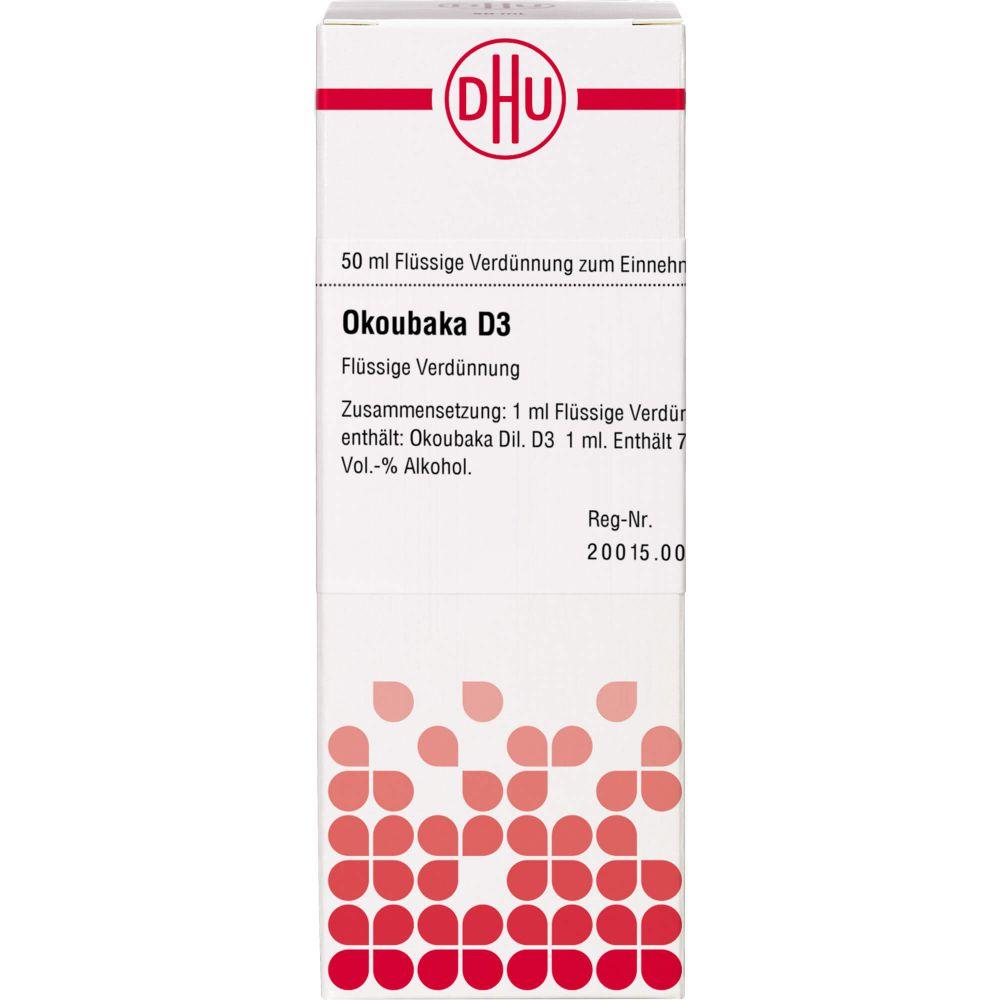 OKOUBAKA D 3 Dilution