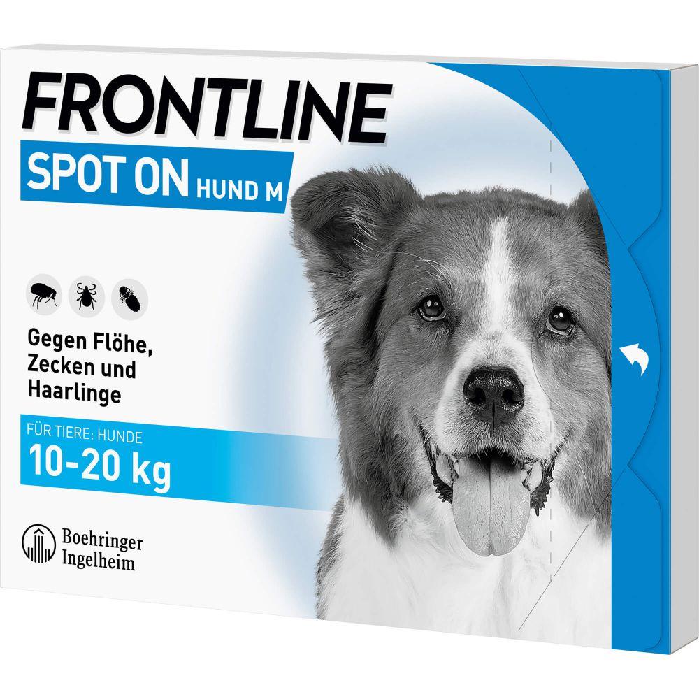 FRONTLINE Spot on H 20 Lösung f.Hunde