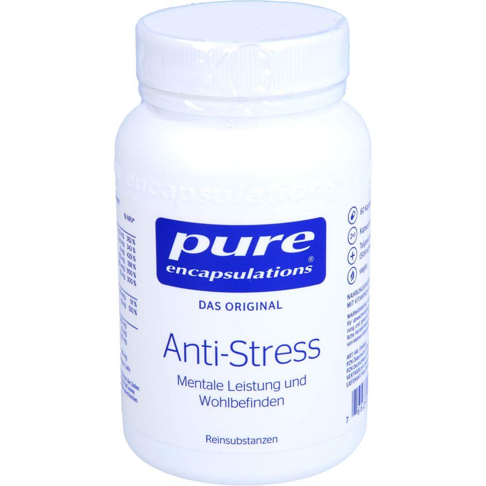 PURE ENCAPSULATIONS Anti-Stress Pure 365 Kapseln
