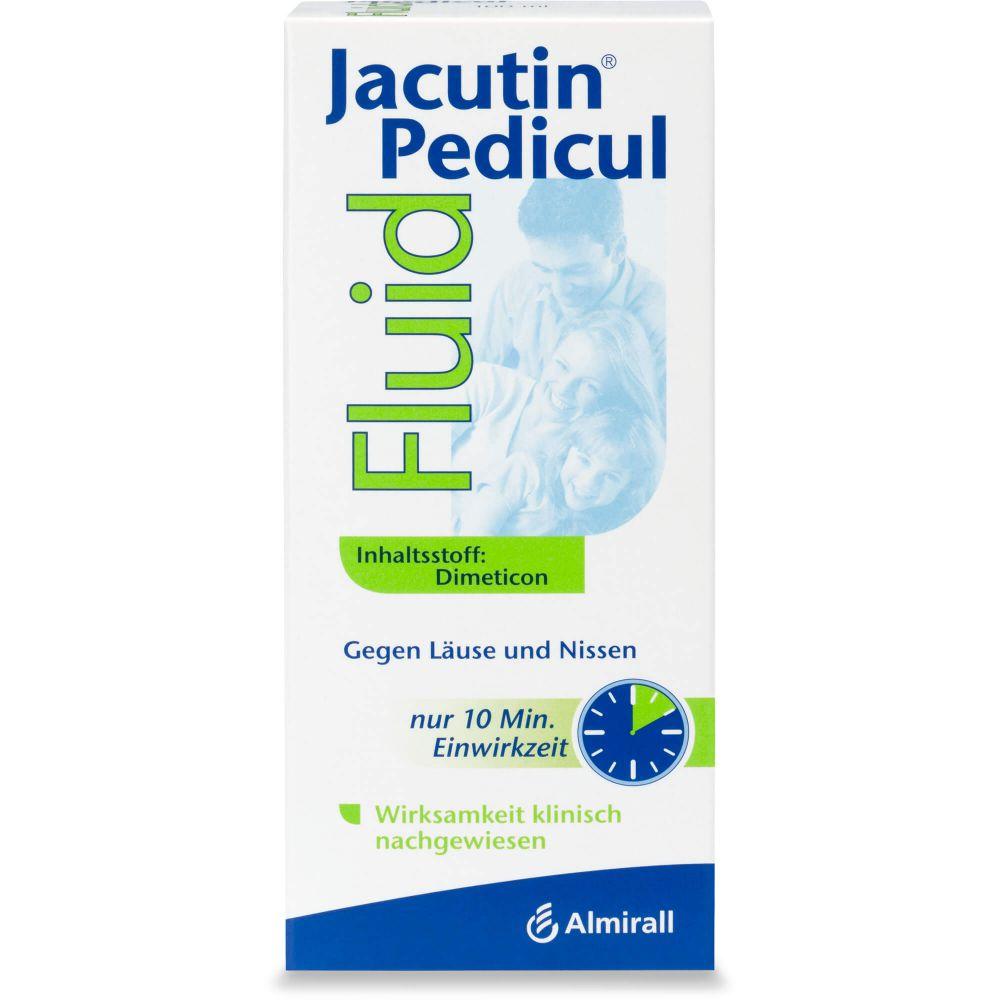 JACUTIN Pedicul Fluid
