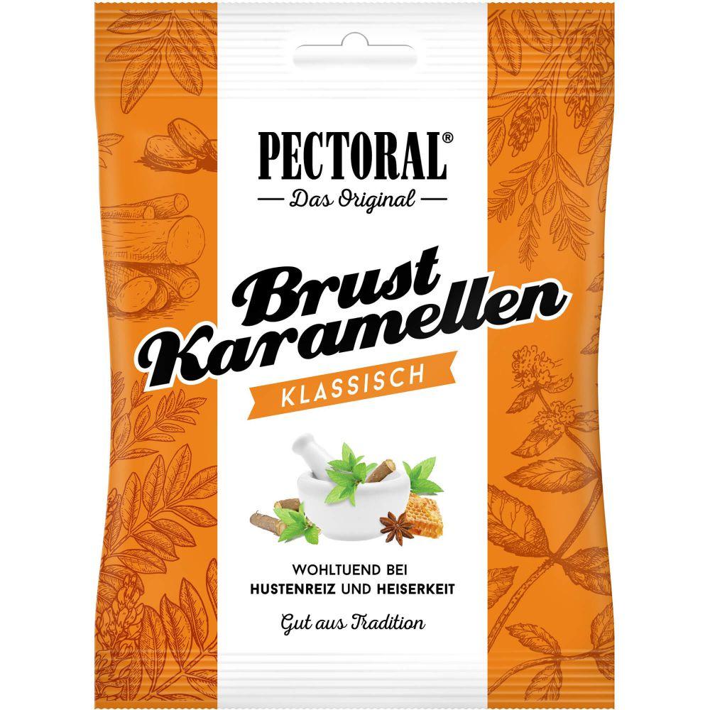 PECTORAL Brustkaramellen Btl.