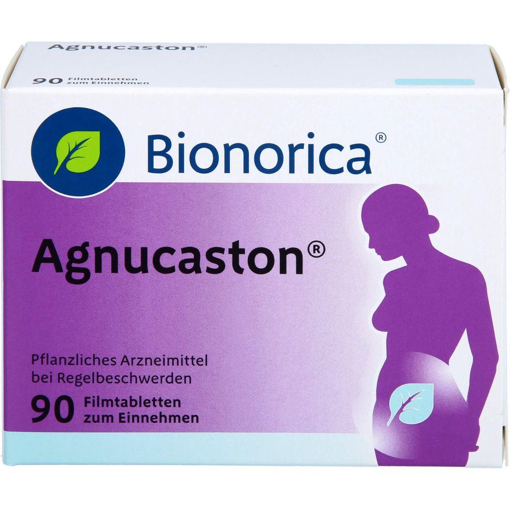 AGNUCASTON Filmtabletten