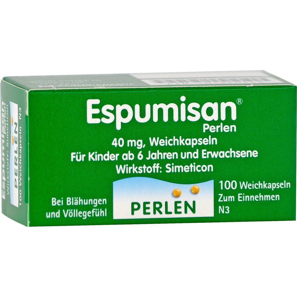 ESPUMISAN 40 mg Weichkapseln