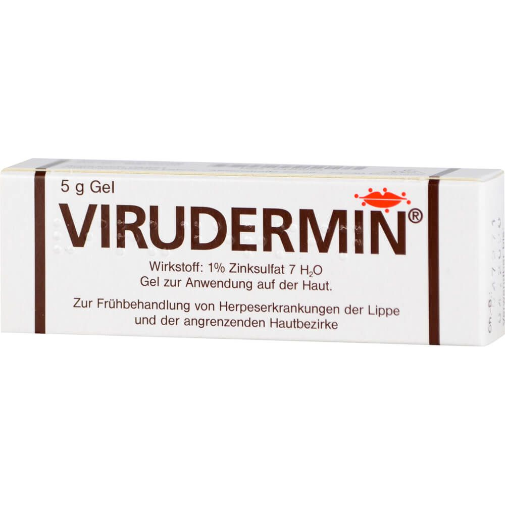 VIRUDERMIN Gel