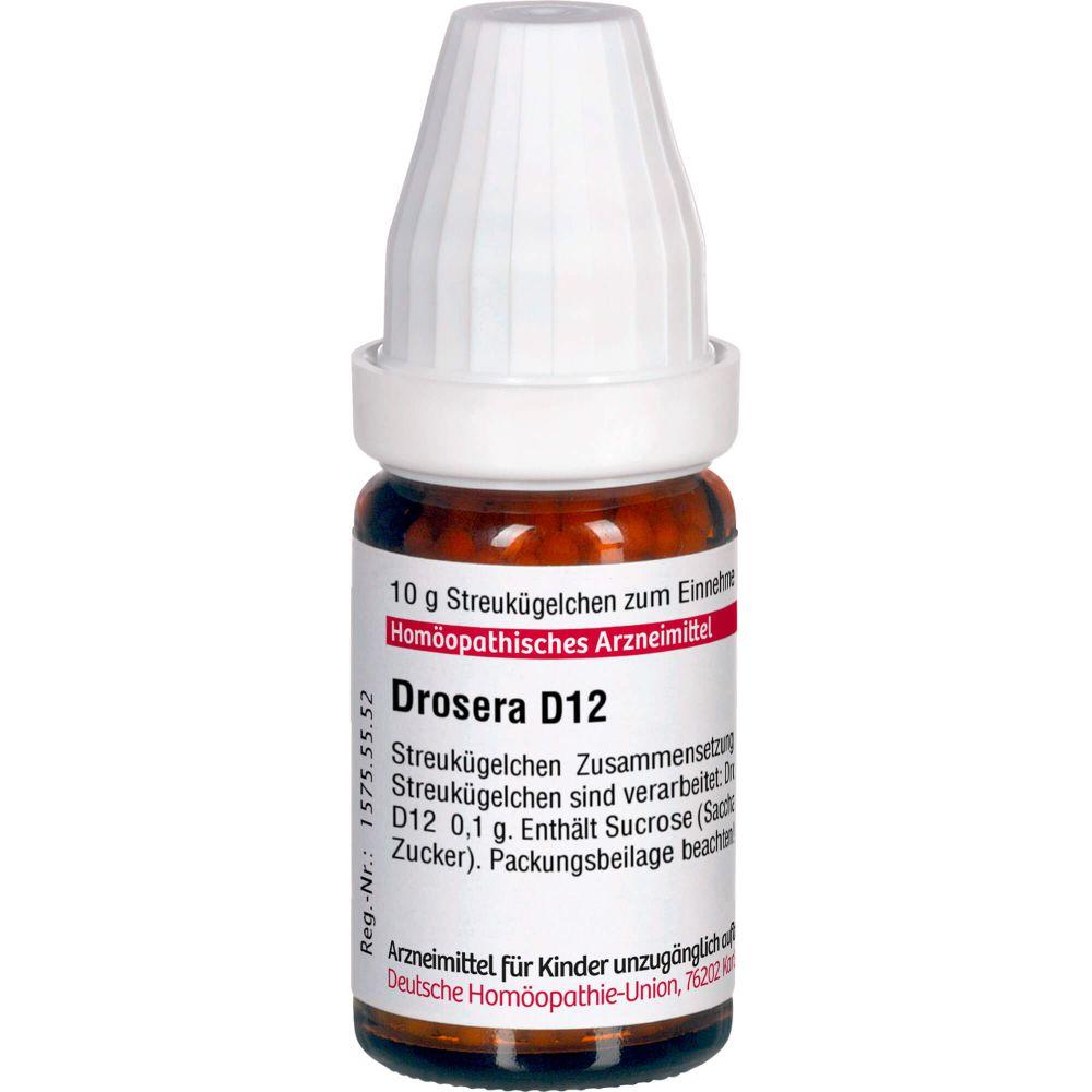 DROSERA D 12 Globuli