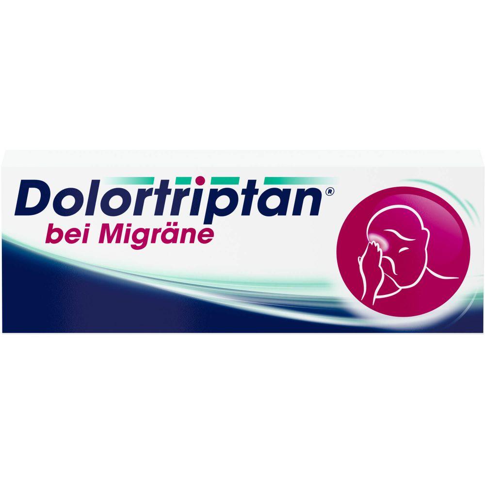 DOLORTRIPTAN bei Migräne Filmtabletten