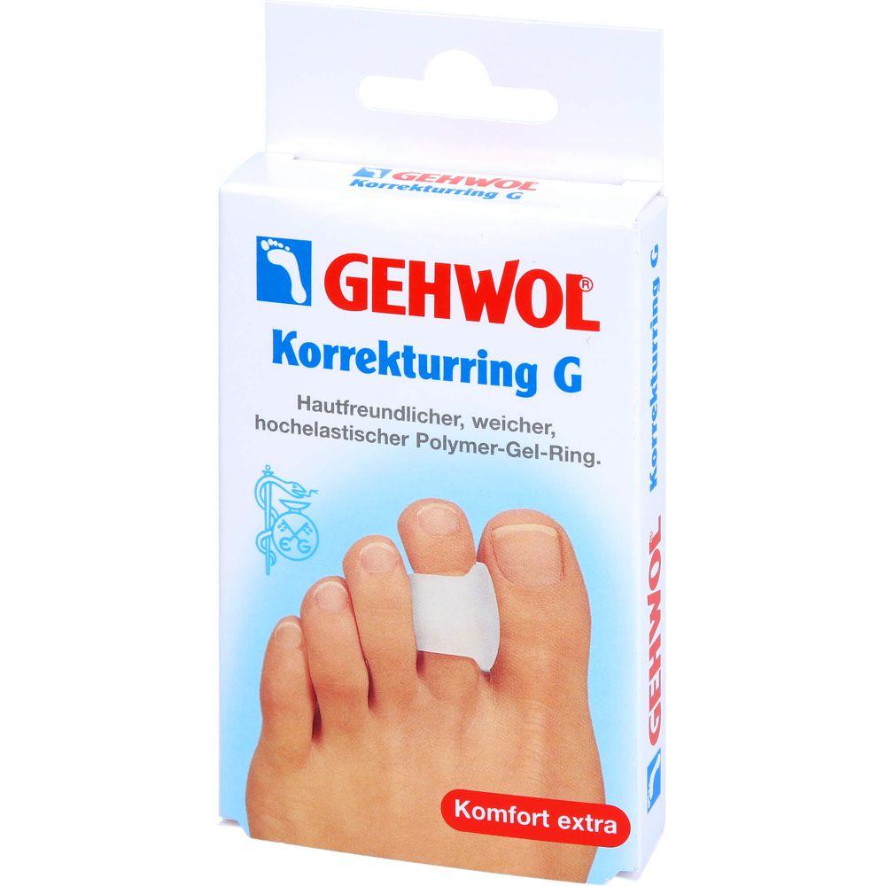GEHWOL Polymer Gel Korrekturring G