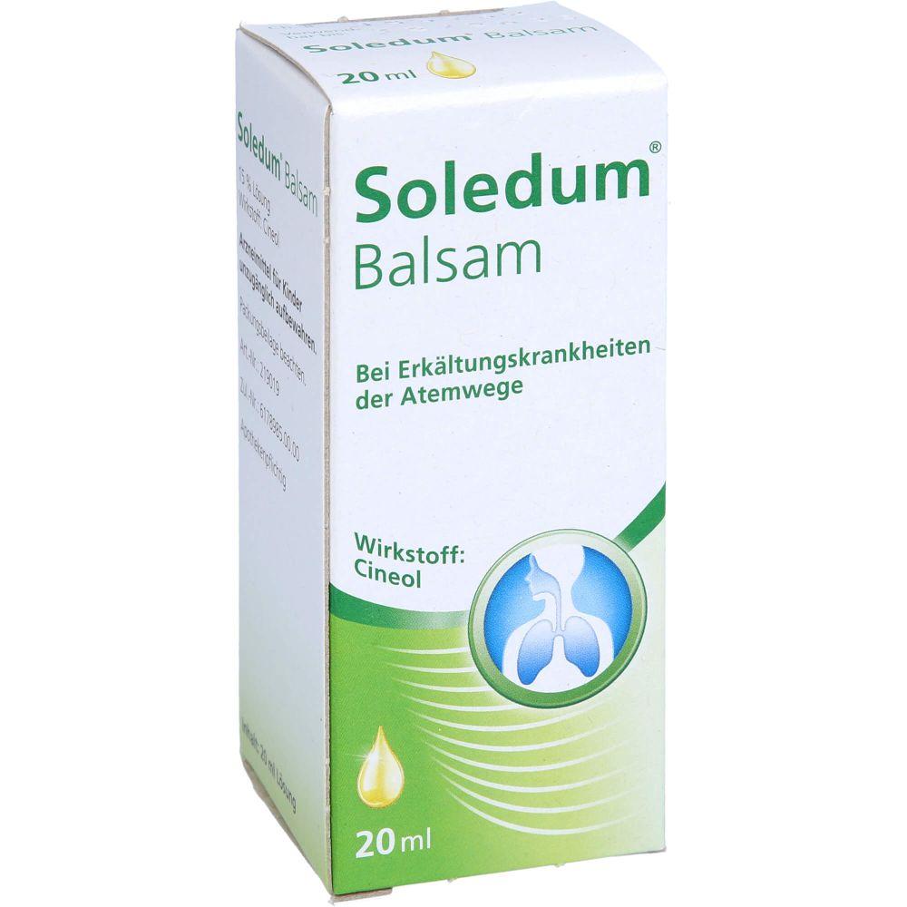 SOLEDUM Balsam flüssig