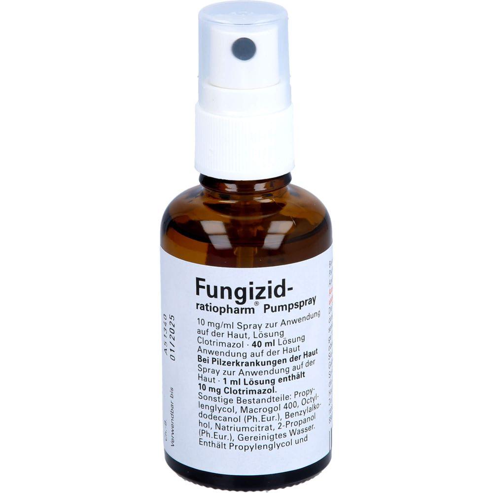 FUNGIZID-ratiopharm Pumpspray