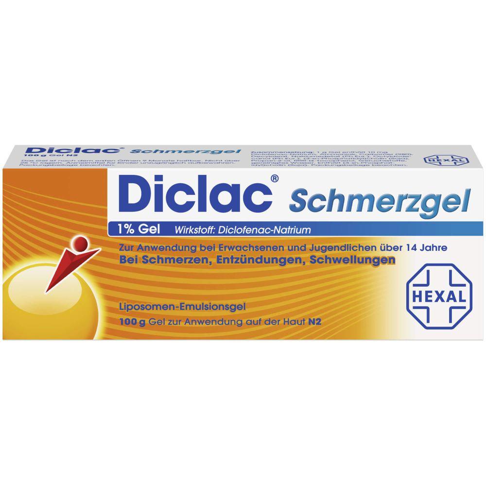 DICLAC Schmerzgel 1%