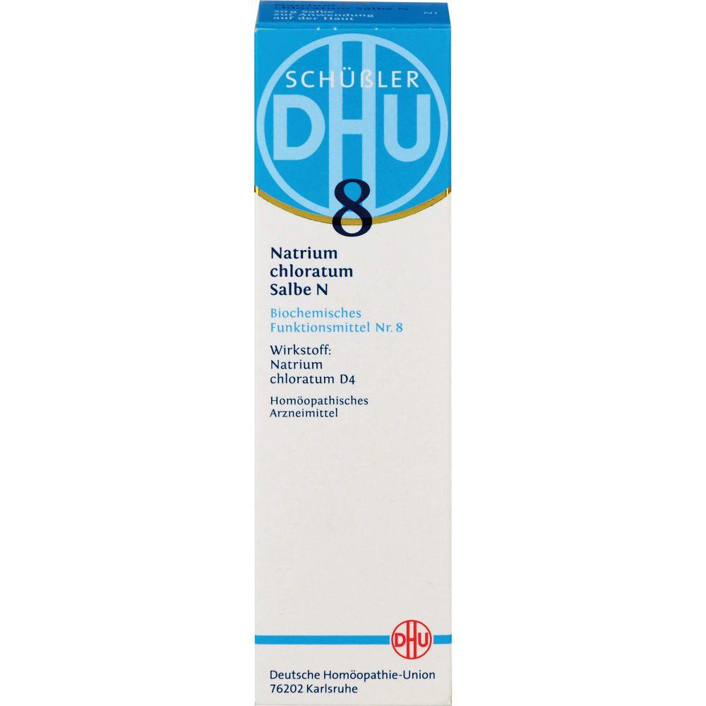 BIOCHEMIE DHU 8 Natrium chloratum N D 4 Salbe