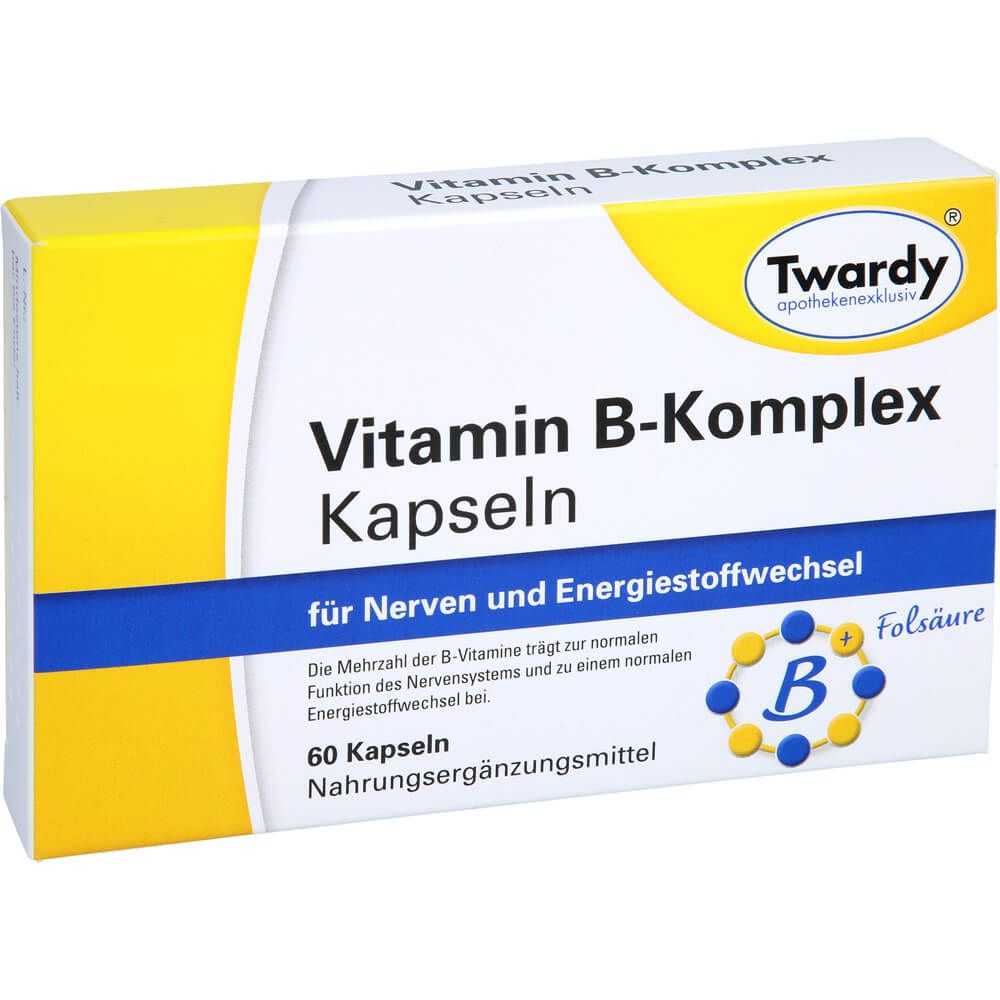 VITAMIN B KOMPLEX Kapseln