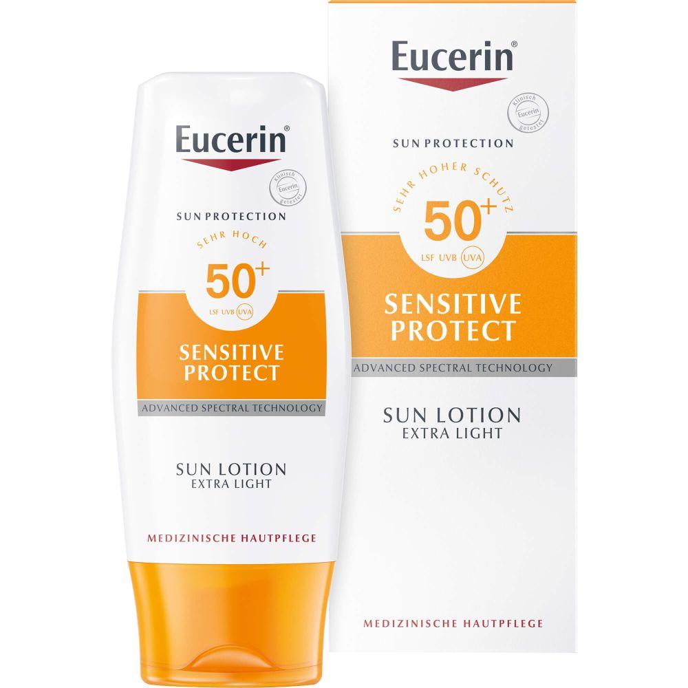 EUCERIN Sun Lotion extra leicht LSF 50