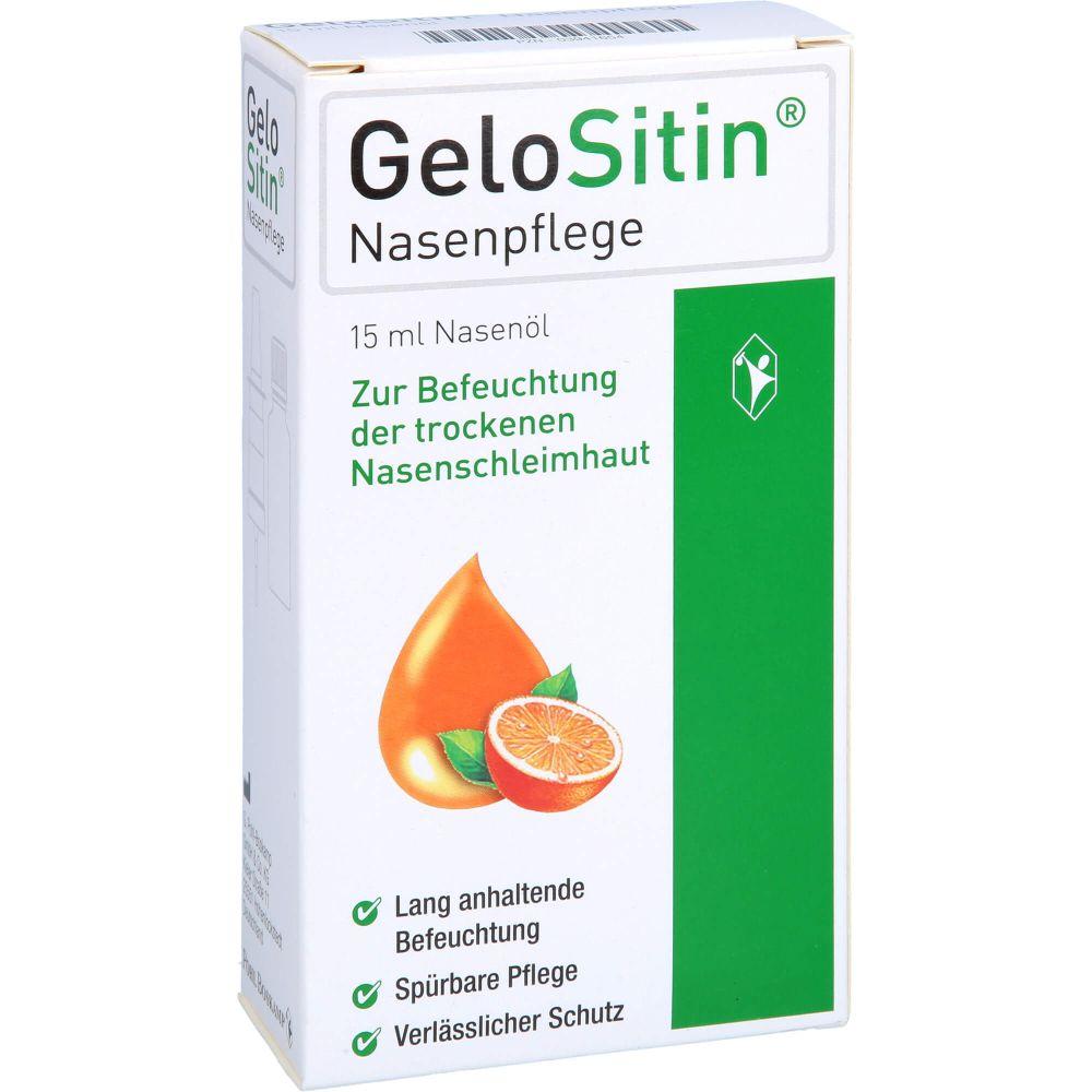 GELOSITIN Nasenpflege Spray