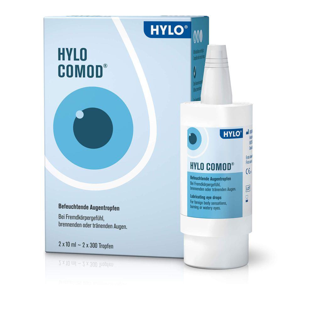 HYLO-COMOD Augentropfen