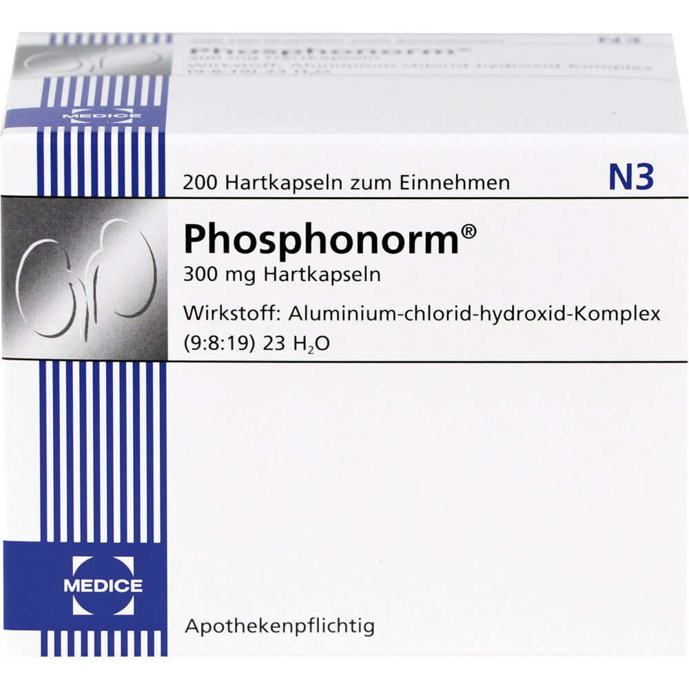 PHOSPHONORM Hartkapseln