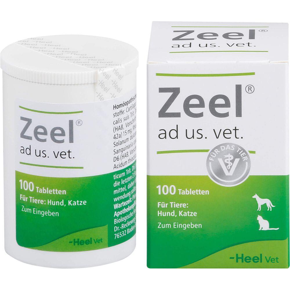 ZEEL ad us.vet.Tabletten