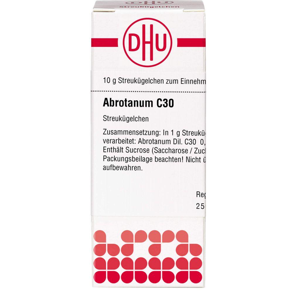 ABROTANUM C 30 Globuli