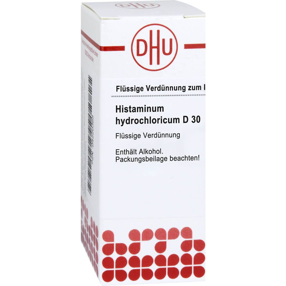 HISTAMINUM hydrochloricum D 30 Dilution
