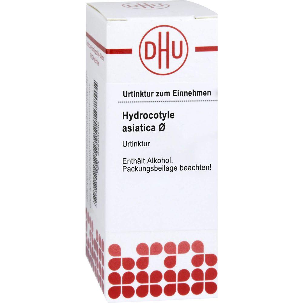 HYDROCOTYLE asiatica Urtinktur D 1