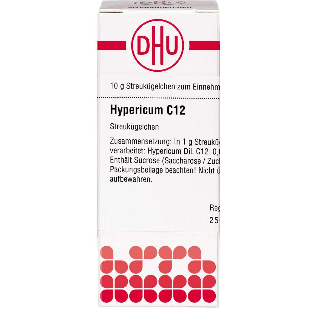 HYPERICUM C 12 Globuli