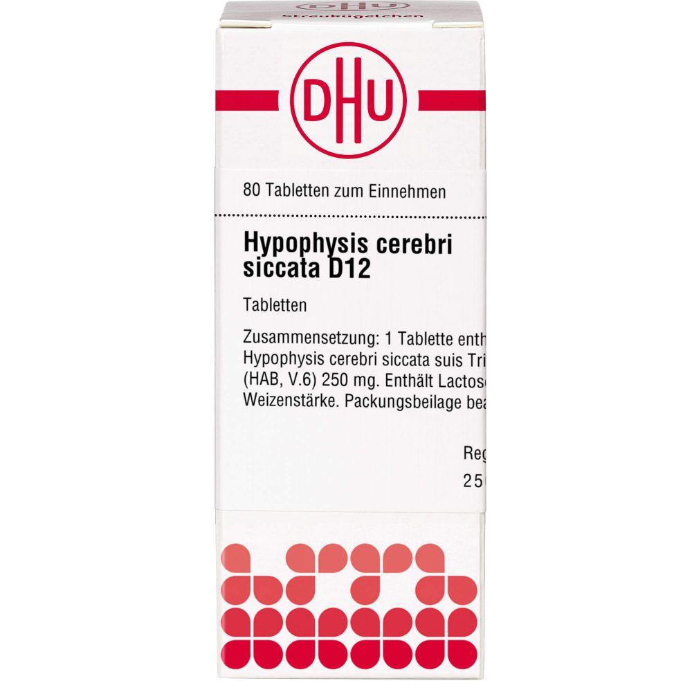 HYPOPHYSIS CEREBRI siccata D 12 Tabletten