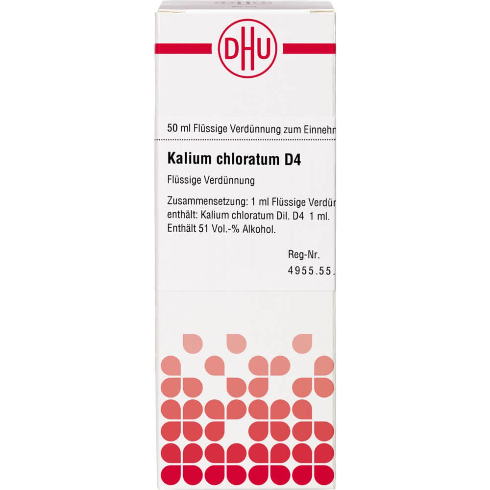 KALIUM CHLORATUM D 4 Dilution