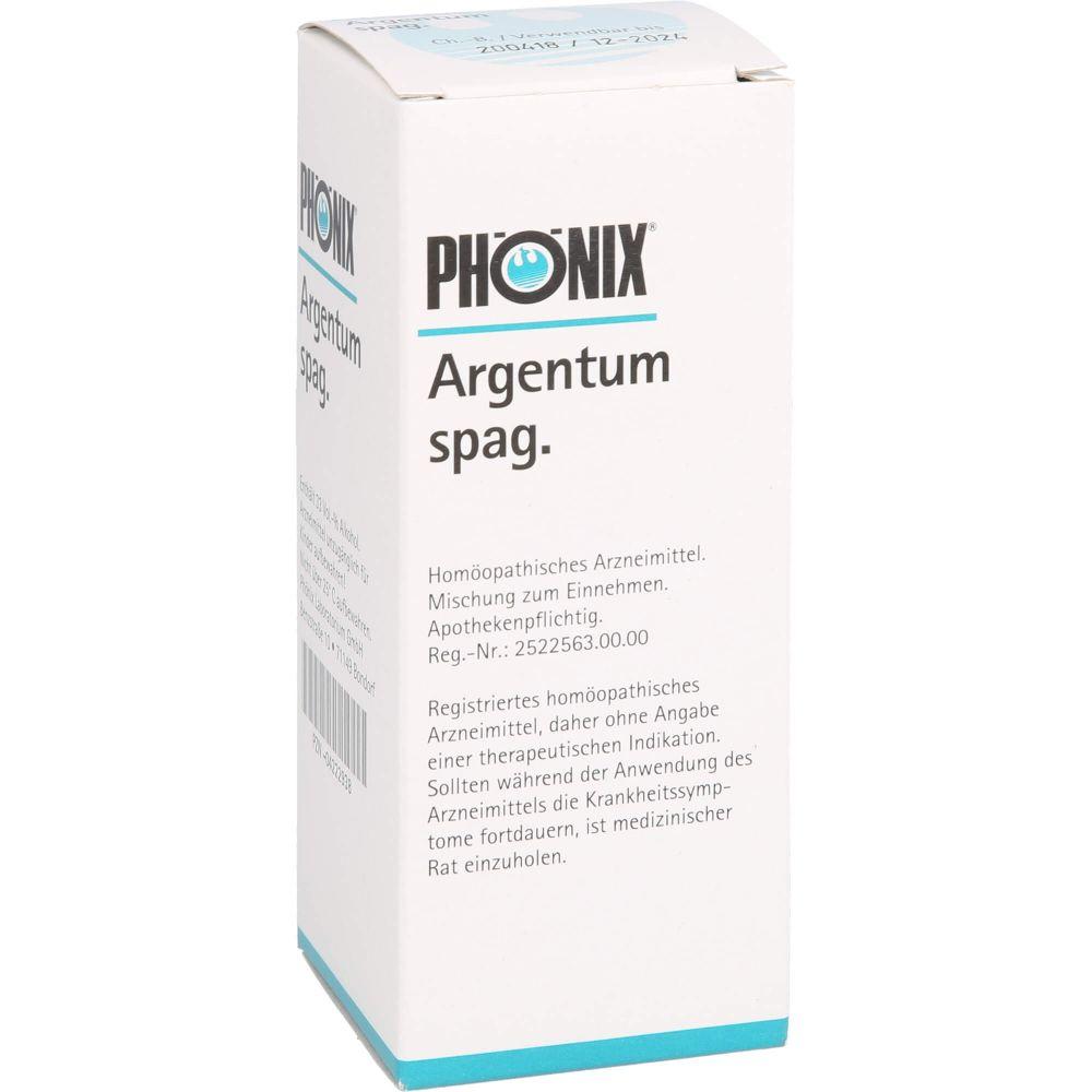PHÖNIX ARGENTUM spag.Mischung