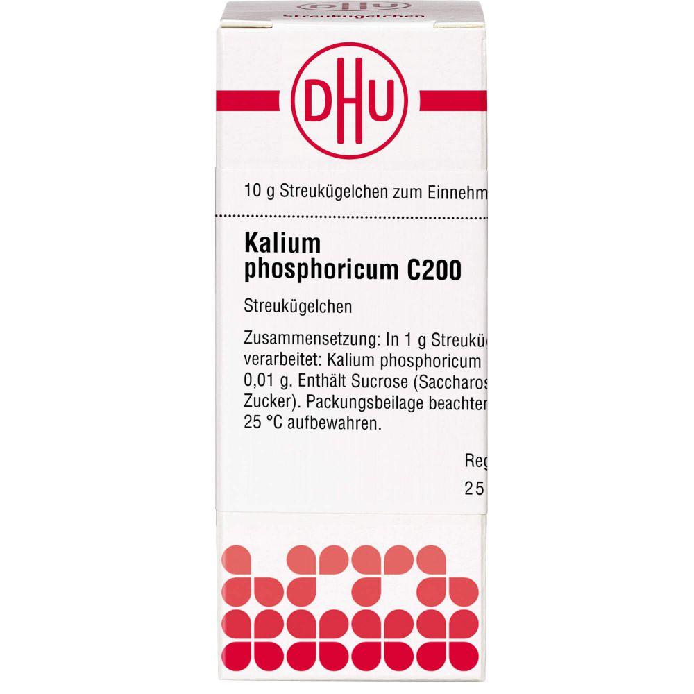KALIUM PHOSPHORICUM C 200 Globuli