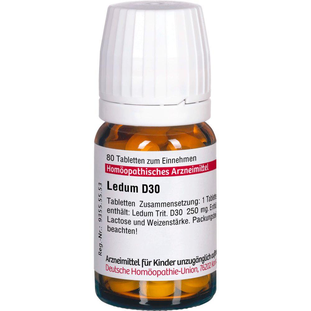 LEDUM D 30 Tabletten