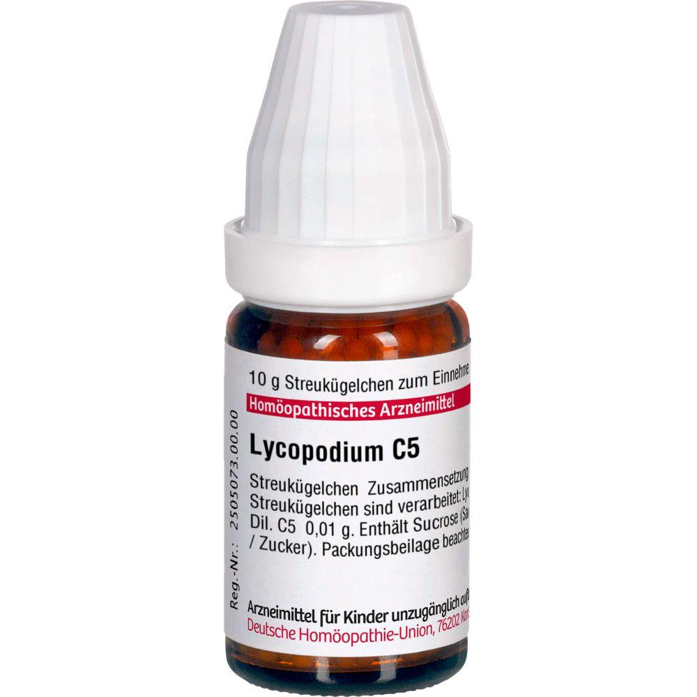 LYCOPODIUM C 5 Globuli