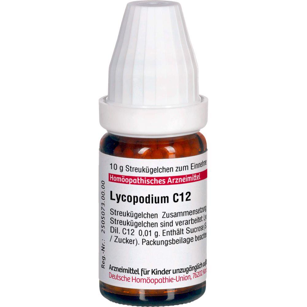 LYCOPODIUM C 12 Globuli