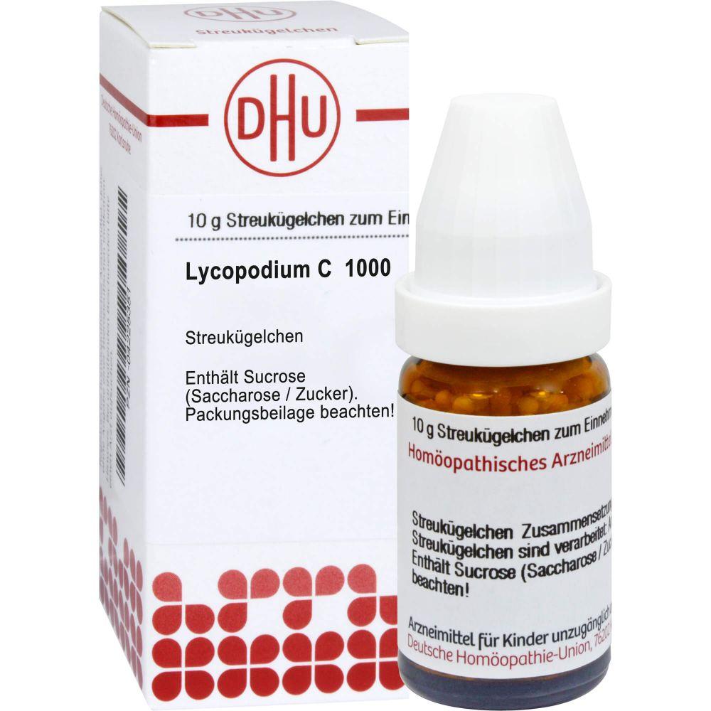 LYCOPODIUM C 1000 Globuli