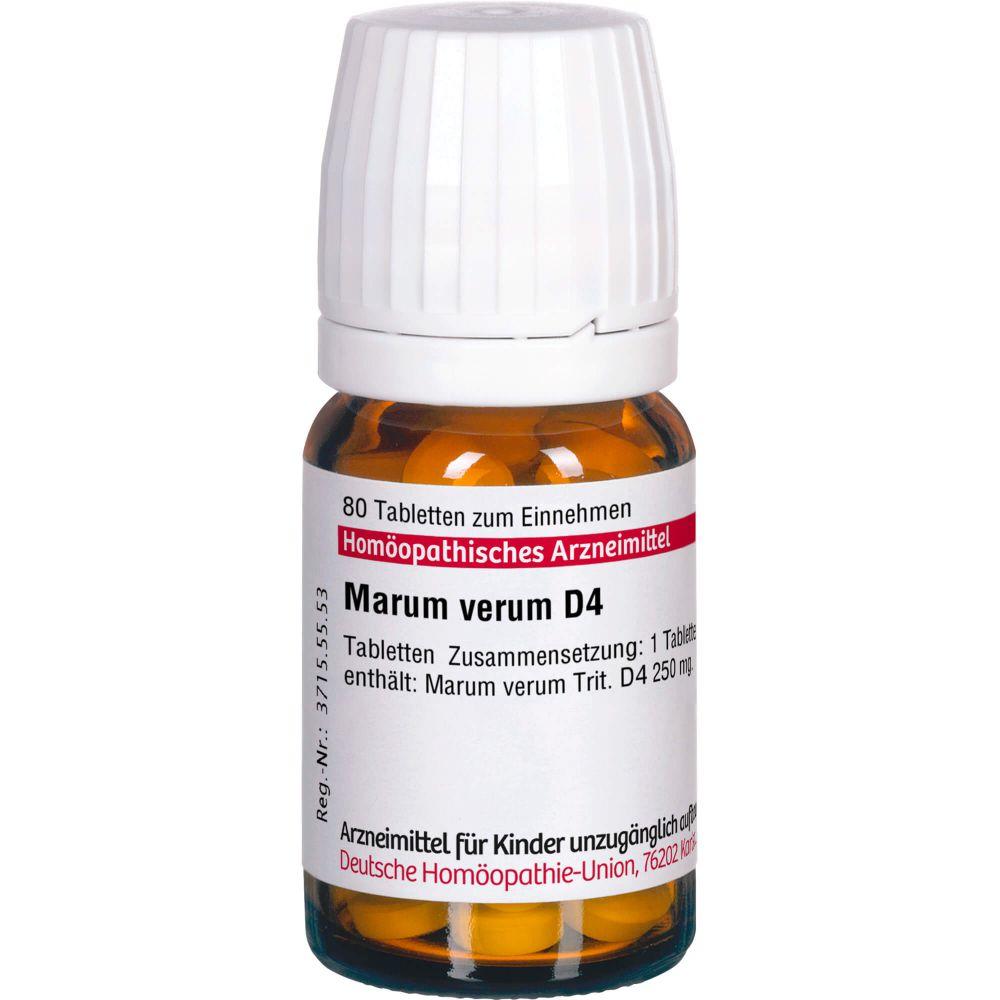 MARUM VERUM D 4 Tabletten