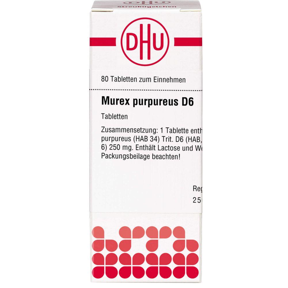 MUREX PURPUREUS D 6 Tabletten