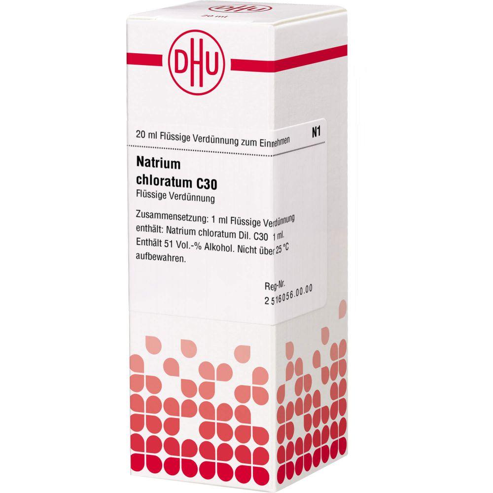 NATRIUM CHLORATUM C 30 Dilution