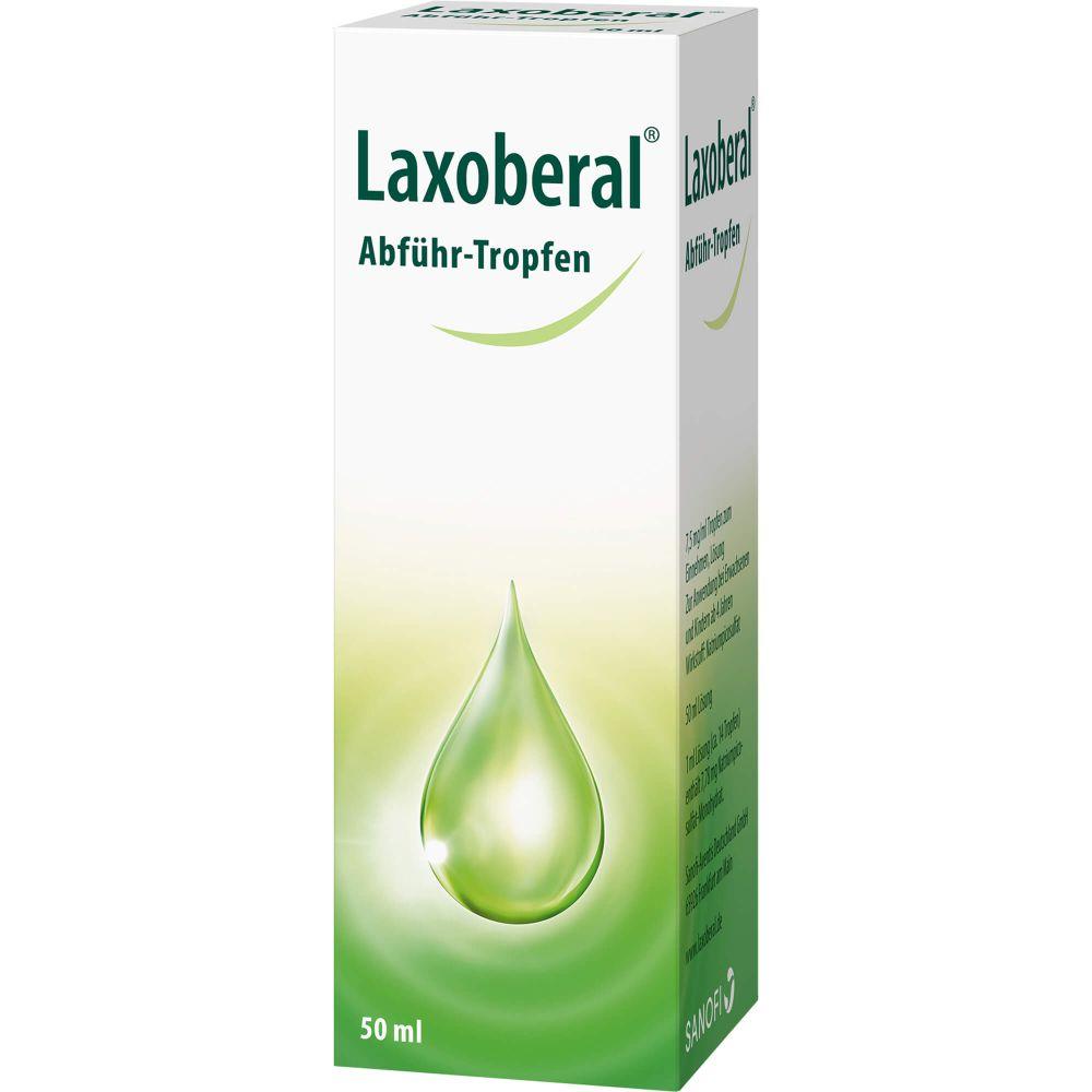 LAXOBERAL Abführ Tropfen