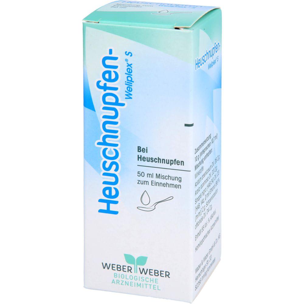 HEUSCHNUPFEN Weliplex S Mischung