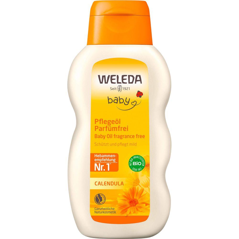 WELEDA Calendula Pflegeöl parfümfrei