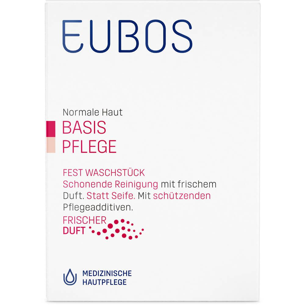 EUBOS FEST rot m.frischem Duft