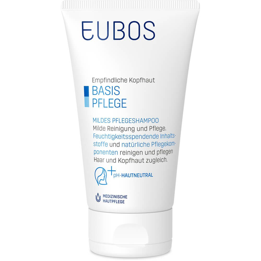 EUBOS MILDES Pflegeshampoo f.jeden Tag